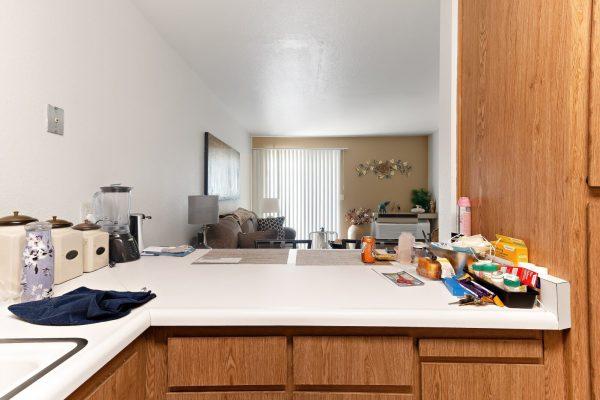 Spartan Manor Senior Apartments for rent in Modesto CA - Counter