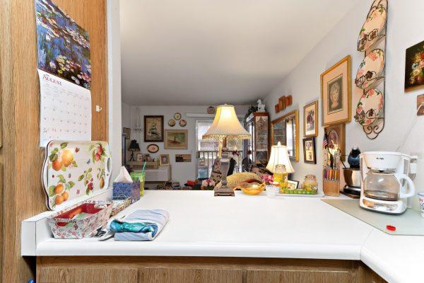 Spartan Manor Senior Apartments - Counter