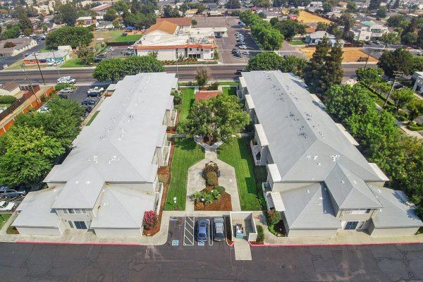 Spartan Manor Senior Apartments for Rent in California