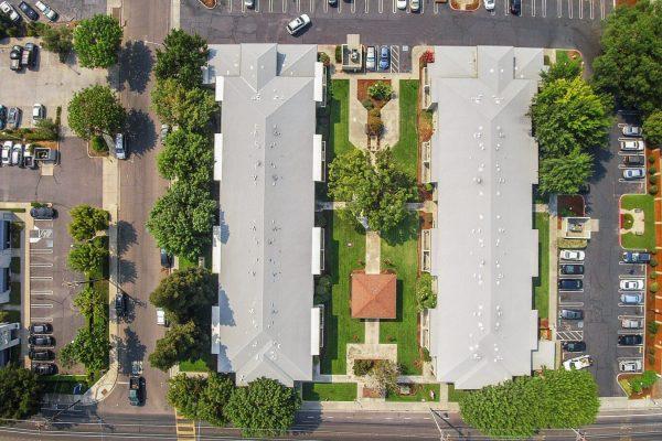 Spartan Manor Senior Apartments Modesto California